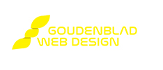 Goudenblad web design