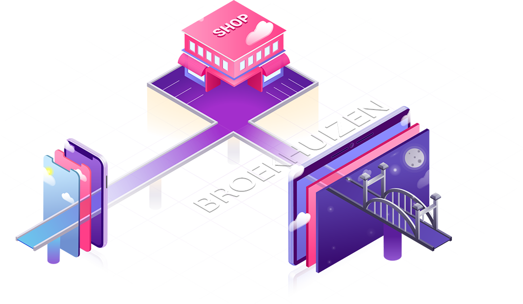 Webdesign Broekhuizen