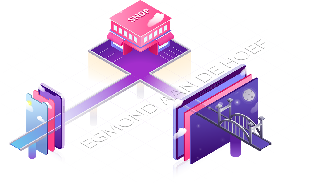 Webdesign Egmond aan de Hoef