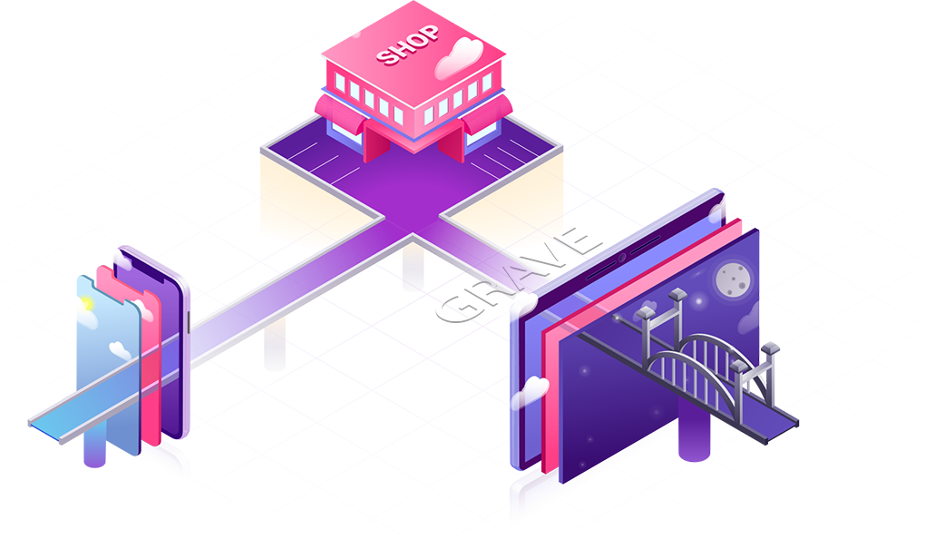 Webdesign Grave