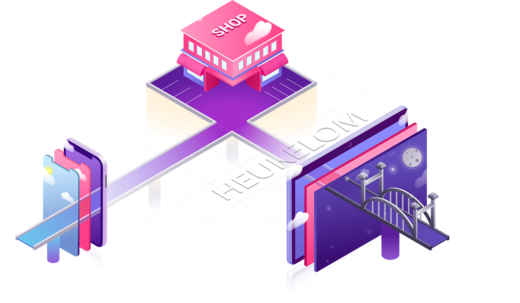 Webdesign Heukelom