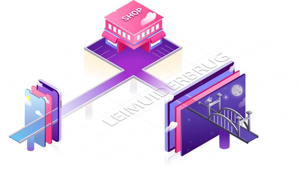 Webdesign Leimuiderbrug
