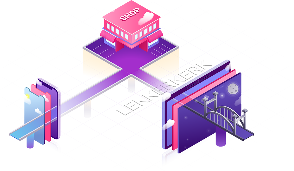 Webdesign Lekkerkerk