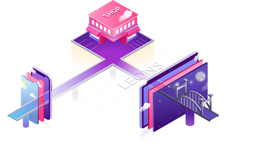 Webdesign Leons