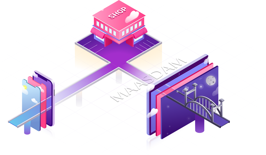 Webdesign Maasdam