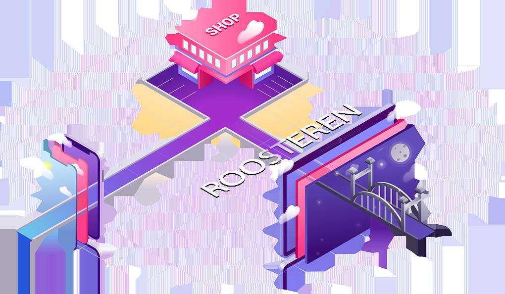 Webdesign Roosteren