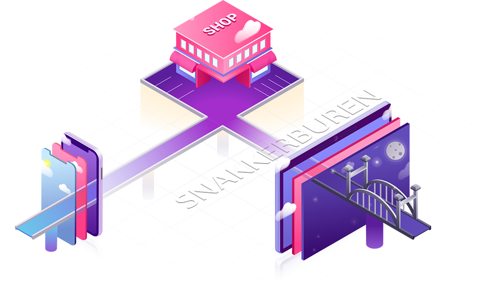 Webdesign Snakkerburen