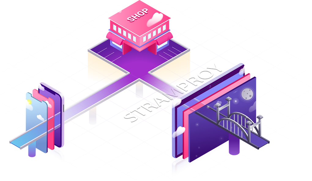Webdesign Stramproy