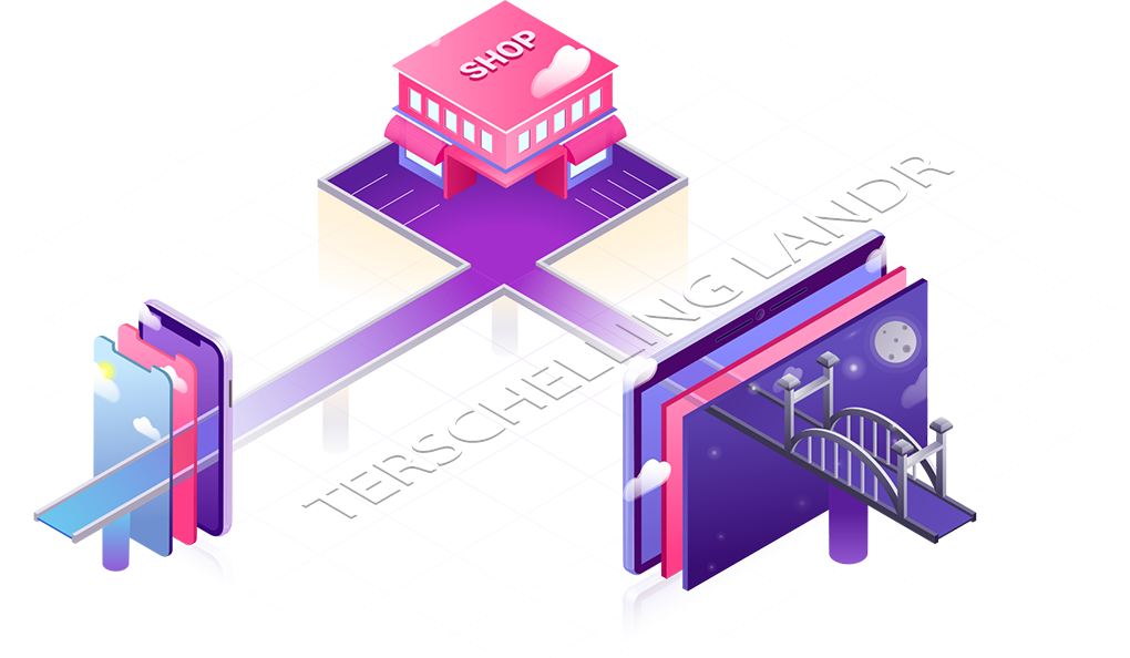 Webdesign Terschelling Landr