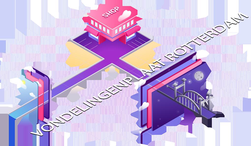 Webdesign Vondelingenplaat Rotterdam