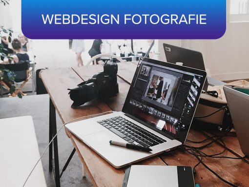 Webdesign fotografie